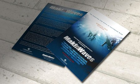 Custom Movie Poster and Flyer Design